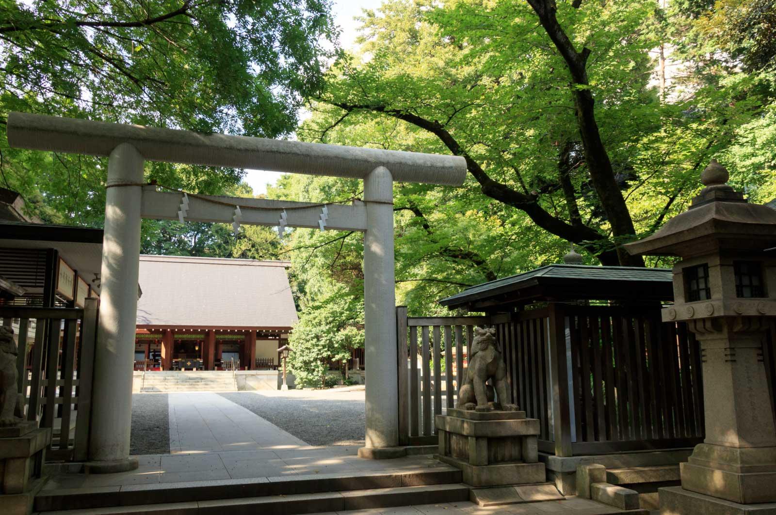 乃木神社・境内