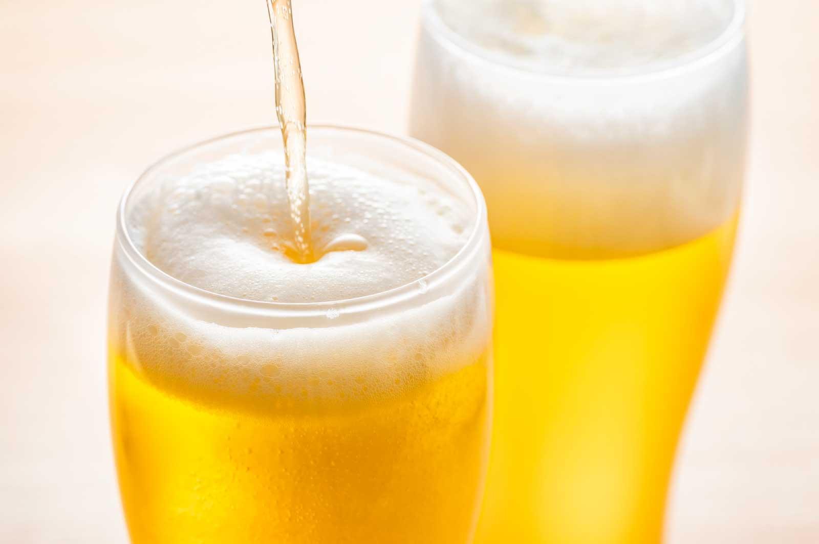 普段飲むのはもっぱらビール
