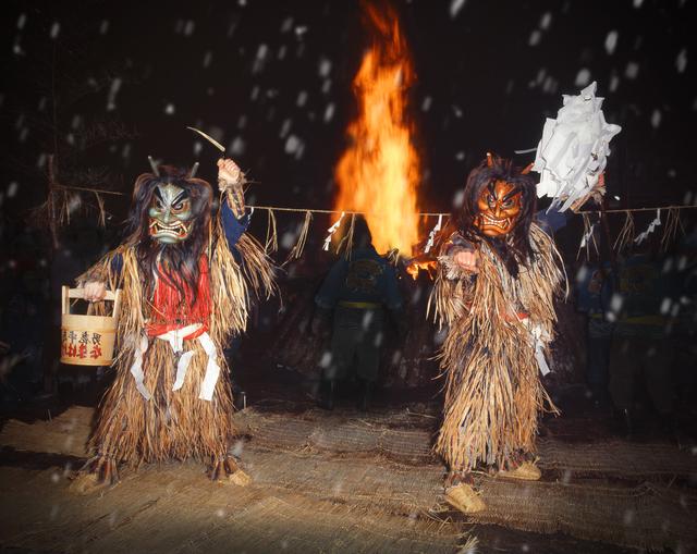 秋田の祭り
