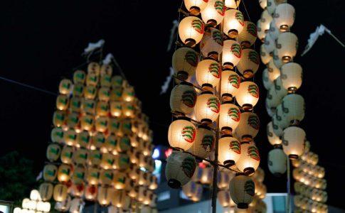 秋田市で8月3日~6日にかけて開催される