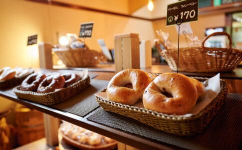 尼崎にあるパン屋さん