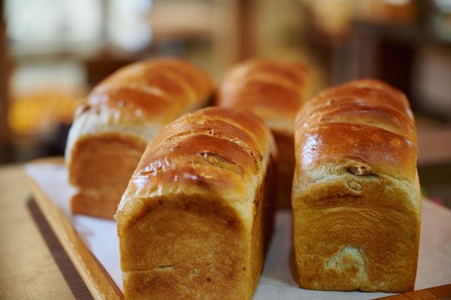 尼崎で買った食パン一斤