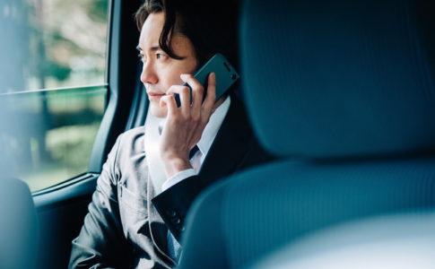 タクシードライバーをしていると、様々なお客様と接する機会がある