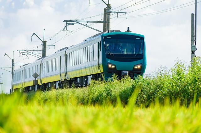 「五能線」は秋田県北部の東能代駅から、青森県の川辺駅をつなぐJR東日本の路線