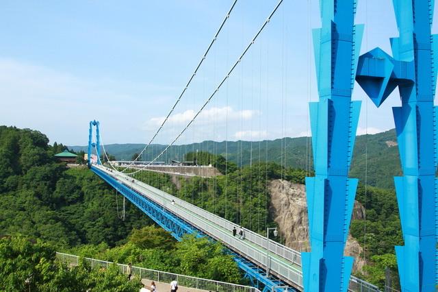 竜神大吊橋(茨城)
