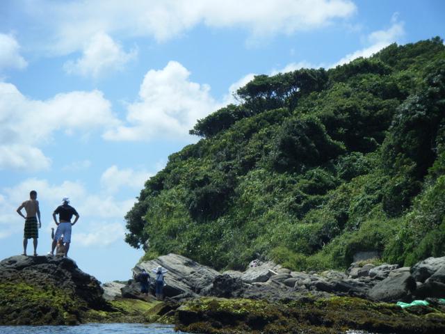 本当に驚きの連続だった千葉の沖ノ島