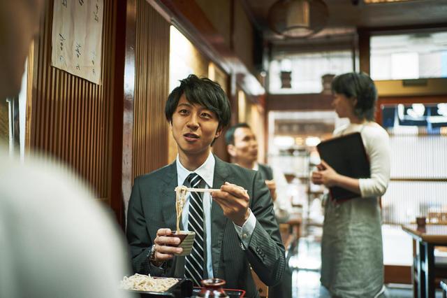東京は、そば屋がめちゃくちゃ多い