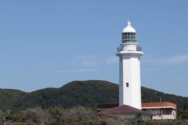 最南端に建てられた野島崎灯台