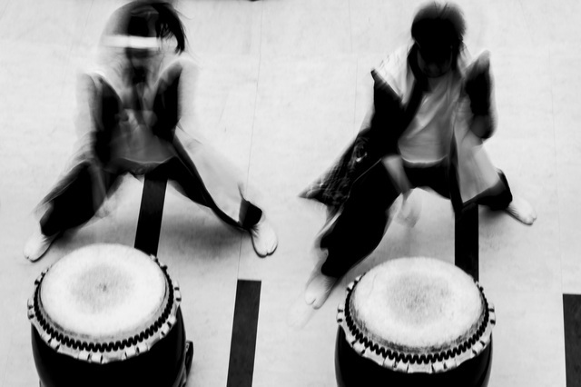 「和太鼓」には様々な種類の太鼓や奏法、派生した流派などがある