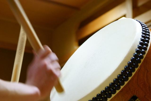 和太鼓教室の体験レッスン