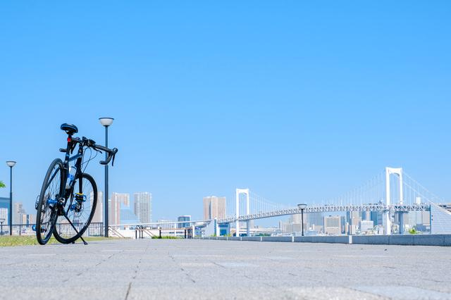 サイクリング仲間と出会い
