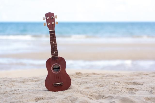 ウクレレはハワイの楽器