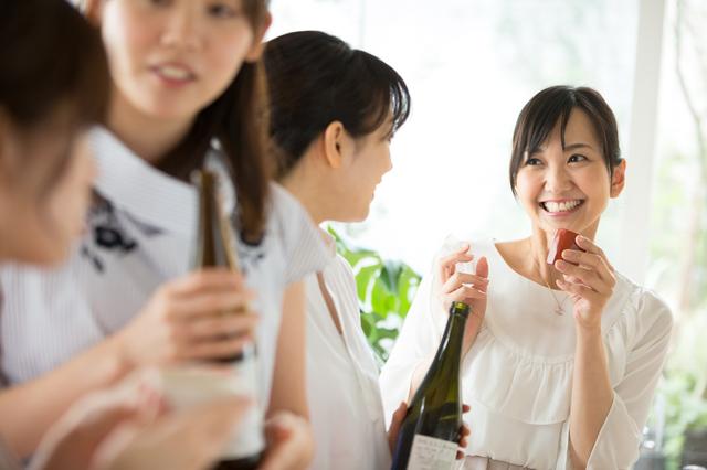 ワインスクールは世代や性別を超えて学ぶことのできる習い事