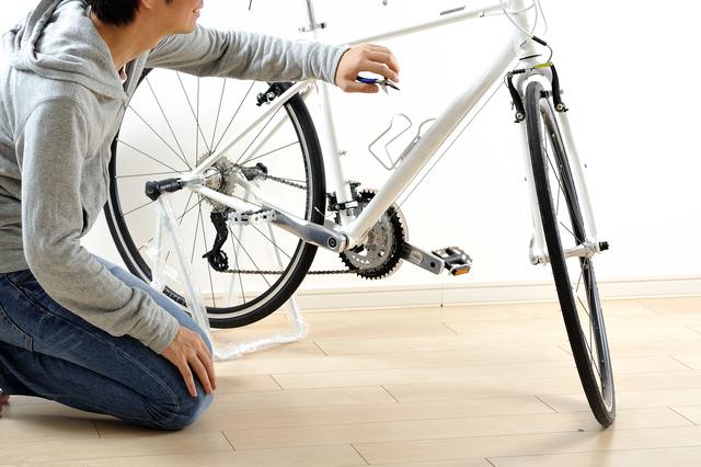 クロスバイクの趣味を持つ