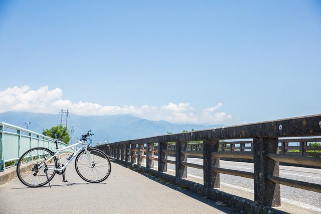 サイクリングを趣味に