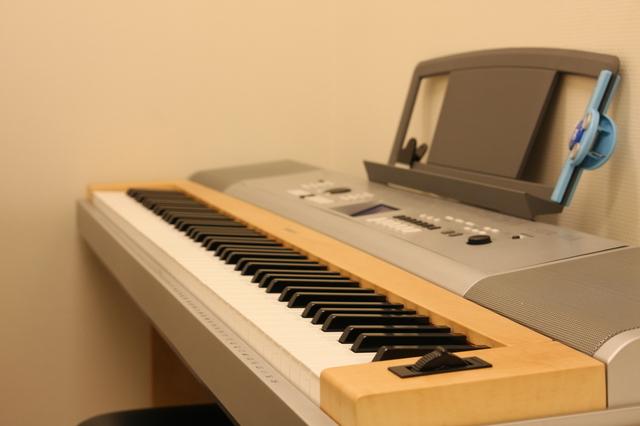 リーズナブルな価格で購入できる電子ピアノ