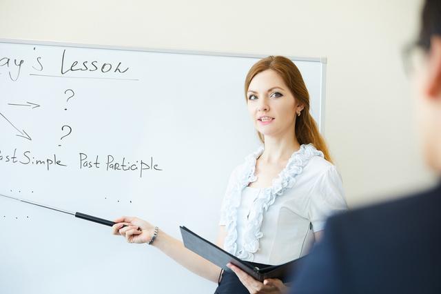 資格取得や英語の勉強をしたい人にはプライベートレッスンがオススメ