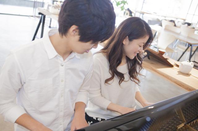 ピアノとの出会い
