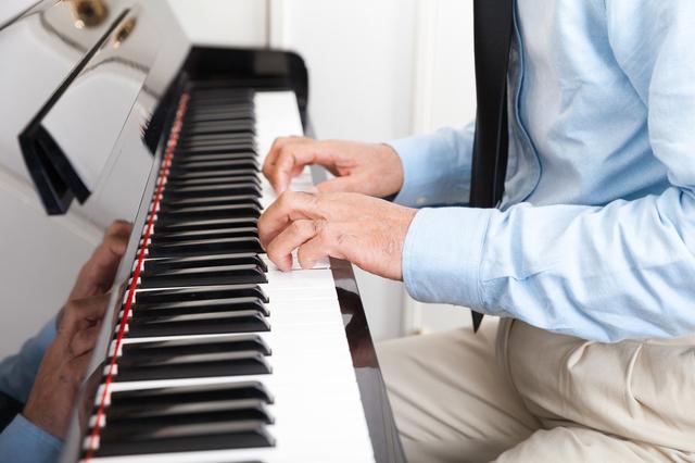 ピアノを始める