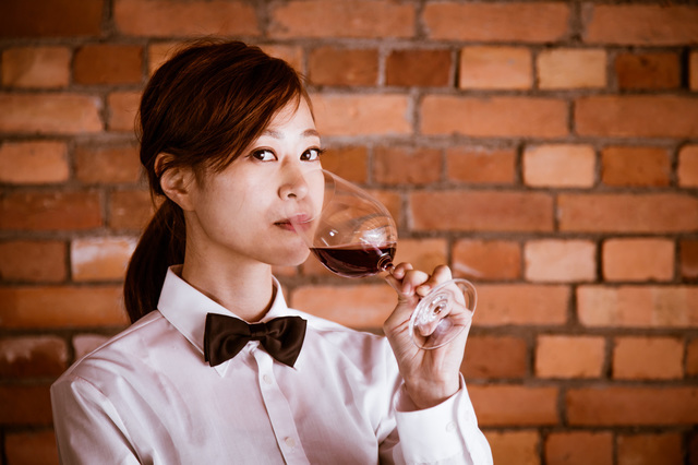 ワインエキスパートを目指す