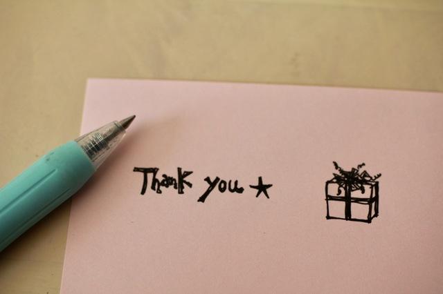 ペン1つで可愛いイラストが描けます