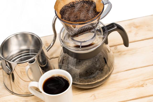 お財布事情にあった安いもので十分美味しいコーヒーを淹れることができる