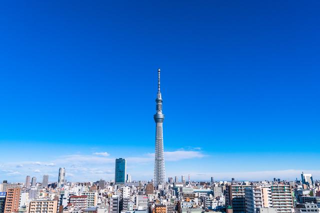 東京のパンメゾンはスカイツリーからも程近い
