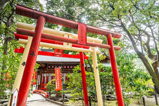 全国には住吉神社が2,000社以上