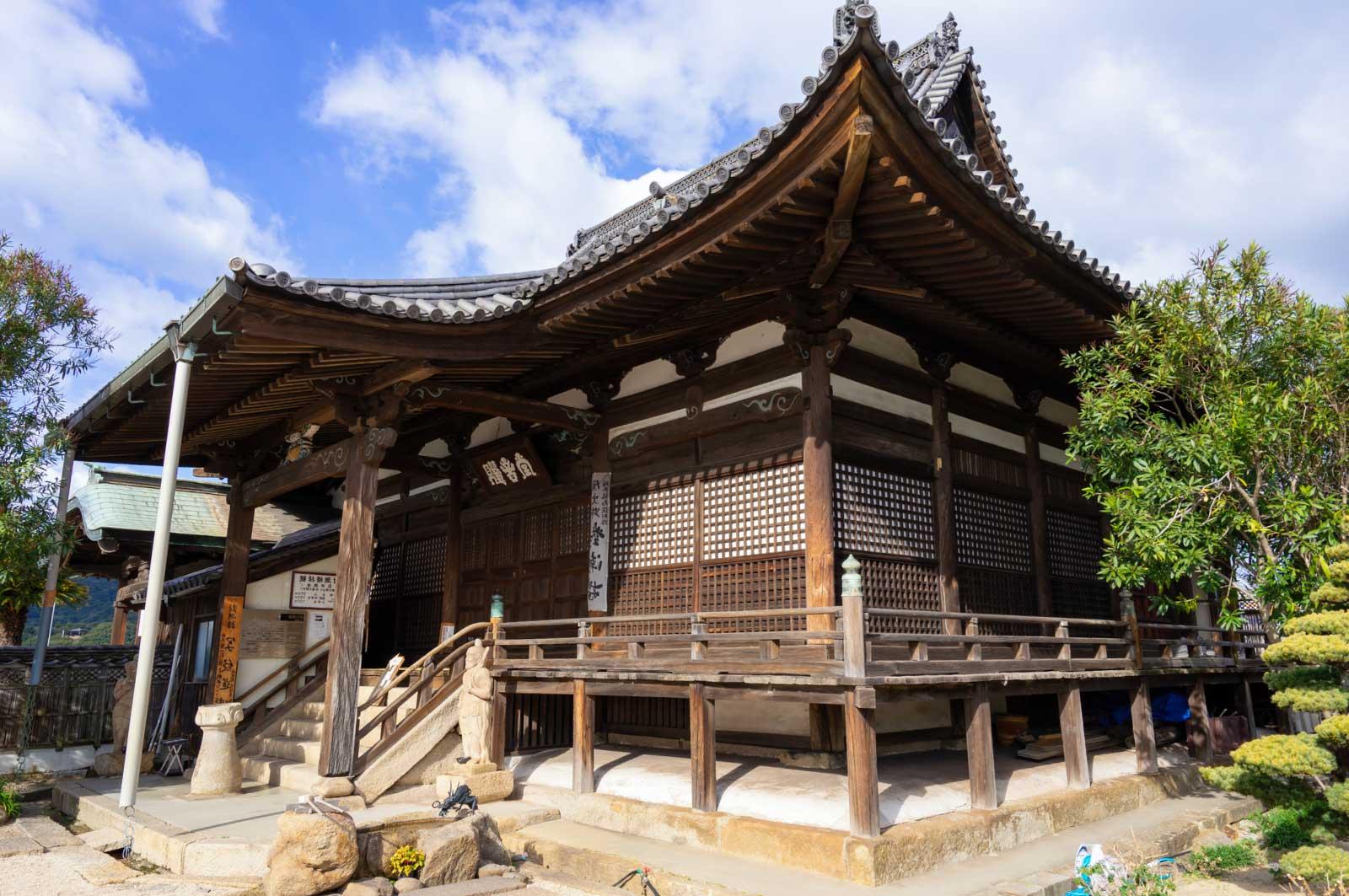 福禅寺(福山)