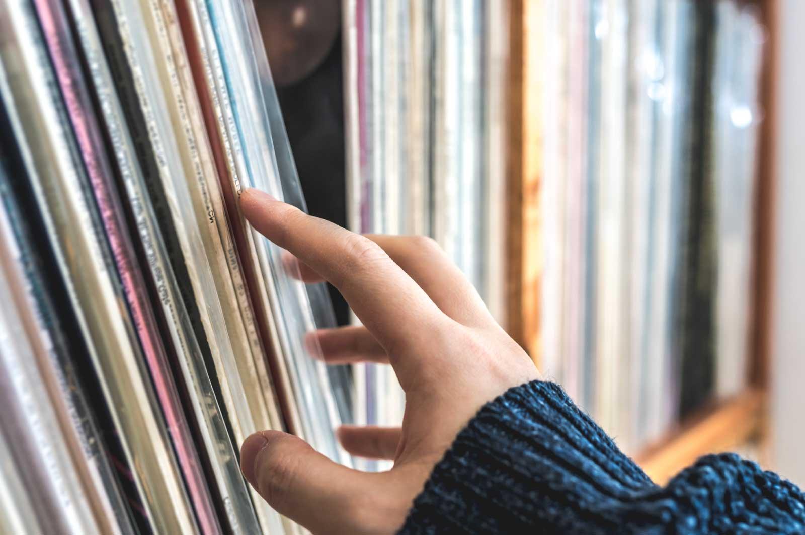 レコード収集家