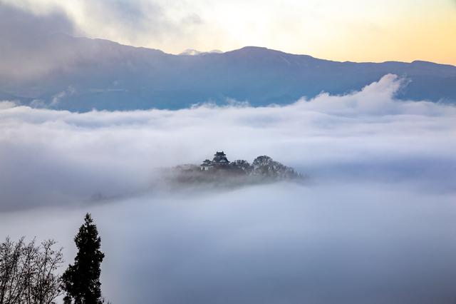 雲海を撮影するのは意外と難しい