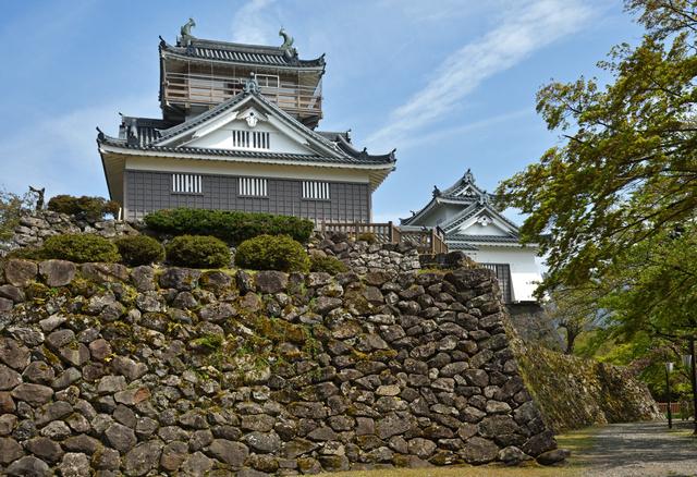 続日本100名城に選ばれる名城