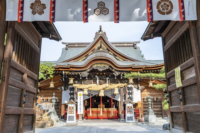 福岡の名所、観光地