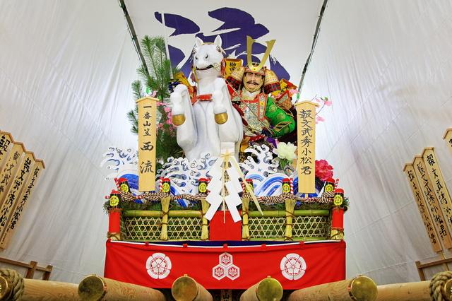 櫛田神社の例大祭