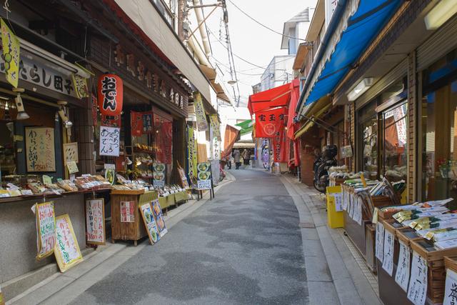 石切参道商店街(東大阪)