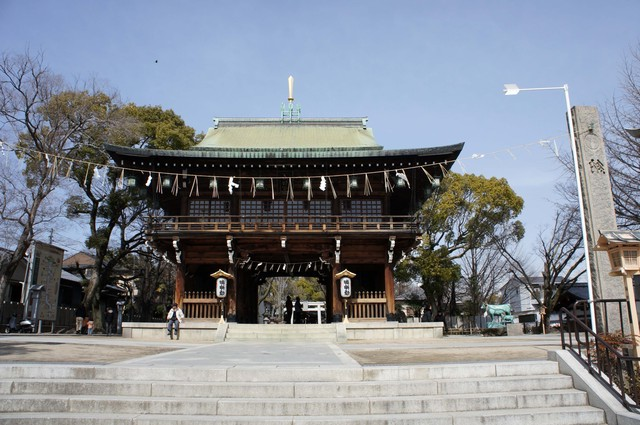 石切神社(絵馬殿)