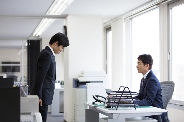 東大阪に転勤の辞令が出る