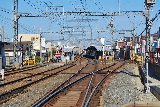 弥刀駅(東大阪)