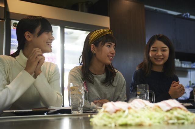 広島以外の地域でも広島風お好み焼きを食べることができるお店