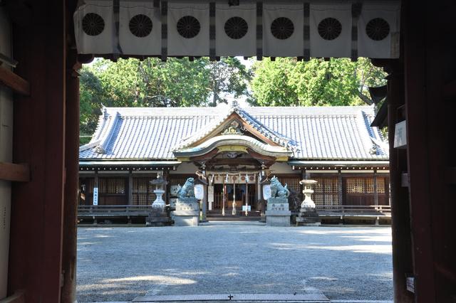 日根神社(大阪)