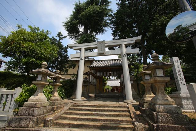 片埜神社(枚方)