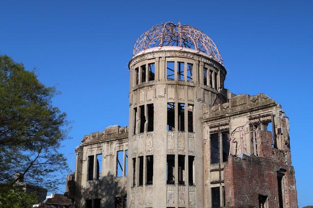 宮島も原爆ドームも行ったことはあった