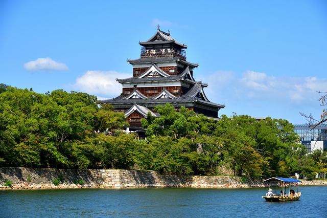 広島の魅力について発信するように努めています