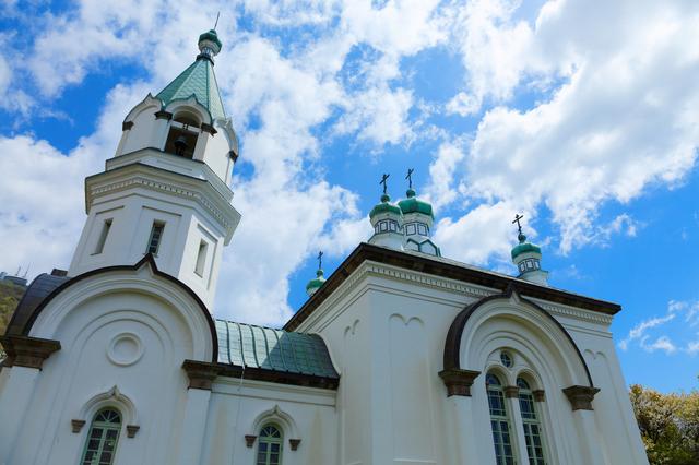 函館ハリストス正教会(聖堂)