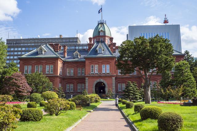 北海道民から愛される「赤れんが庁舎」