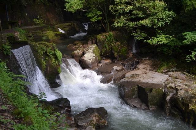 世界遺産「関吉の疎水溝」