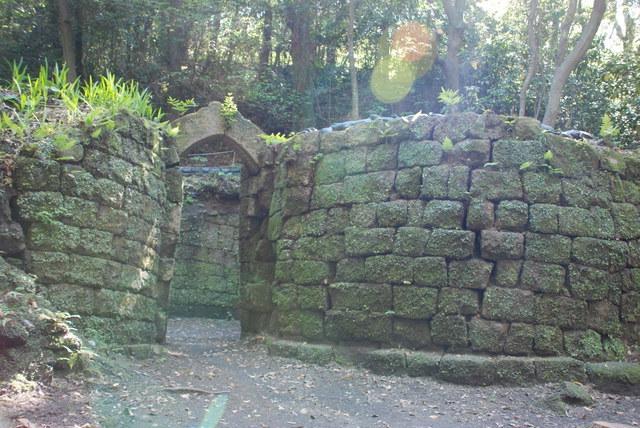 寺山炭窯跡(鹿児島)