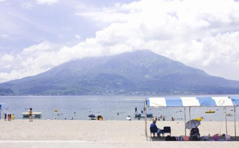 磯海水浴場(鹿児島)