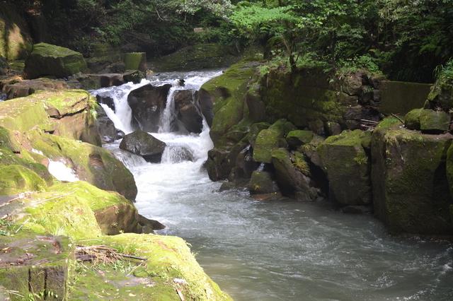 関吉の疎水溝(鹿児島)