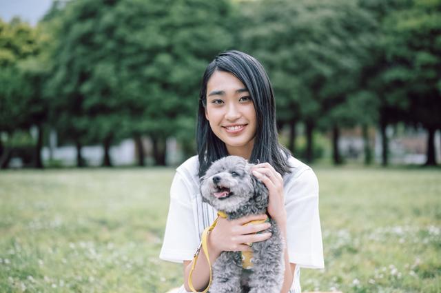 犬と女子大生